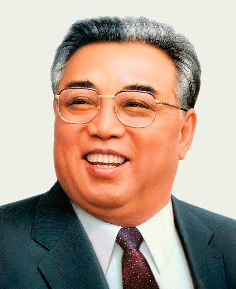 15 апреля - день рождения Президента КНДР Ким Ир Сена
